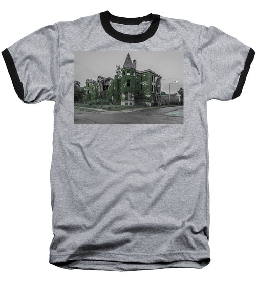 James Scott Mansion  Baseball T-Shirt