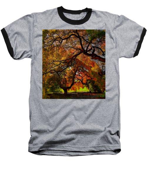 Japanese Maples 2 Baseball T-Shirt