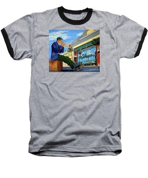 Jazz At The Orleans Baseball T-Shirt