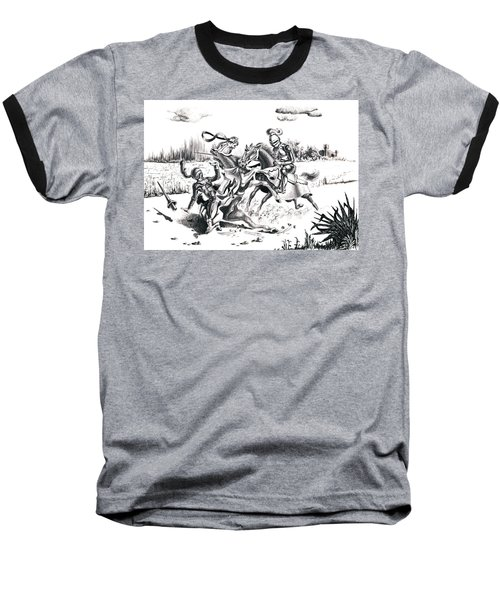 Joust Baseball T-Shirt
