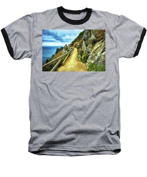 Julia Pfeiffer Burns State Park Baseball T-Shirt
