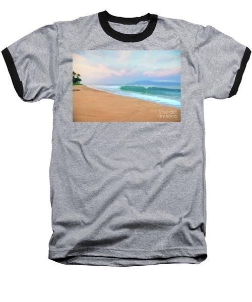 Ka'anapali Waves Baseball T-Shirt