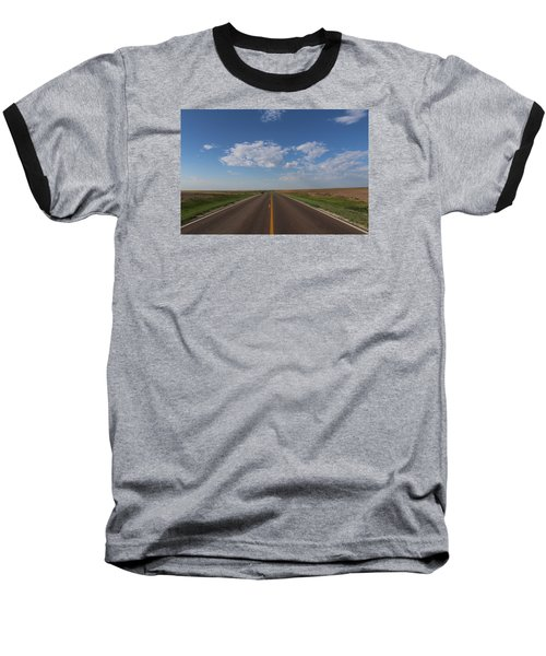 Kansas Road Baseball T-Shirt