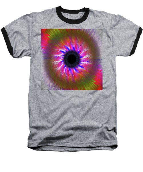 Keeping My Eye On You Baseball T-Shirt