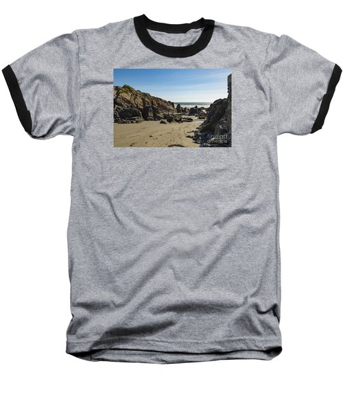 Kennack Sands Baseball T-Shirt