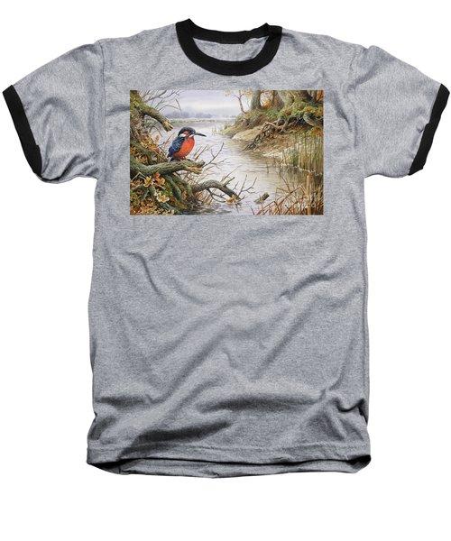 Kingfisher Baseball T-Shirt