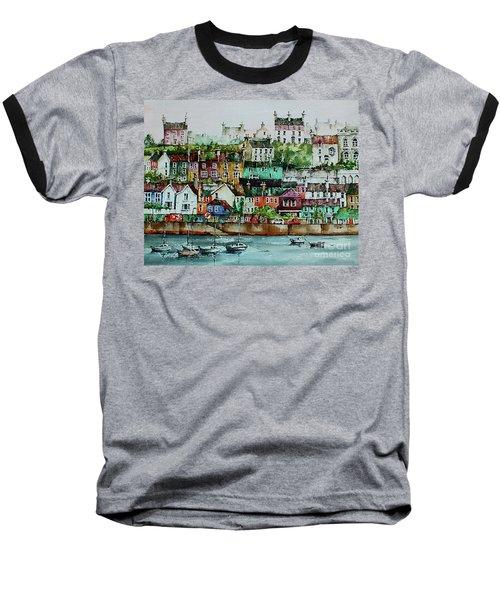 Kinsale Harbour. Wesr Cork, Baseball T-Shirt