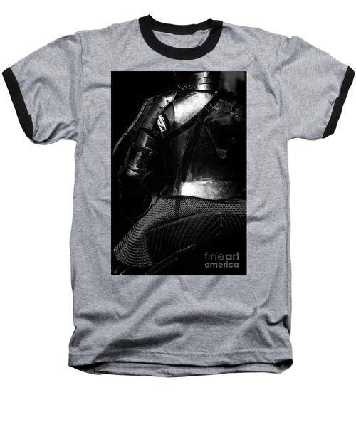 Knights Of Old 15 Baseball T-Shirt by Bob Christopher