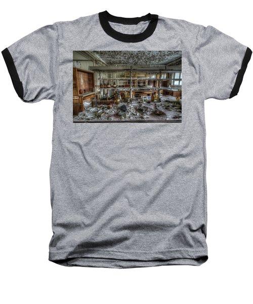 Lab 1 Baseball T-Shirt by Nathan Wright