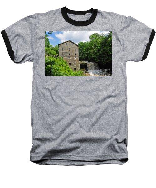 D9e-28 Lantermans Mill Photo Baseball T-Shirt
