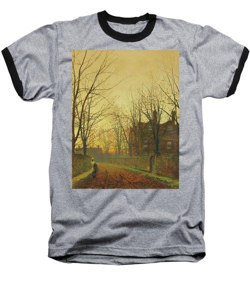 Late October Baseball T-Shirt