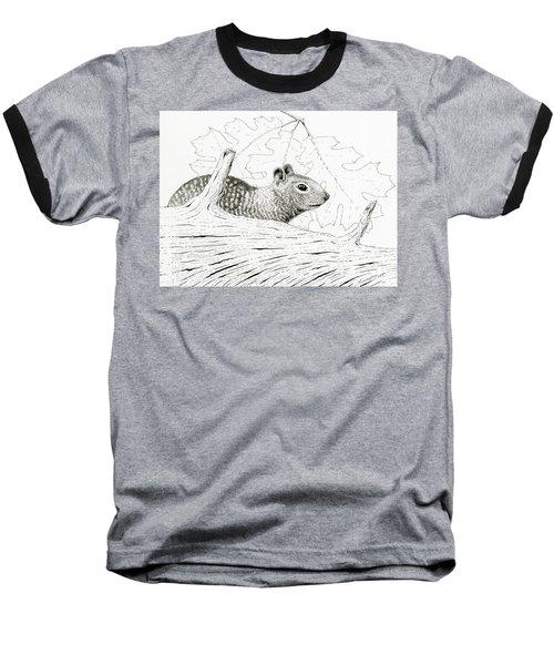 Laying Low Baseball T-Shirt