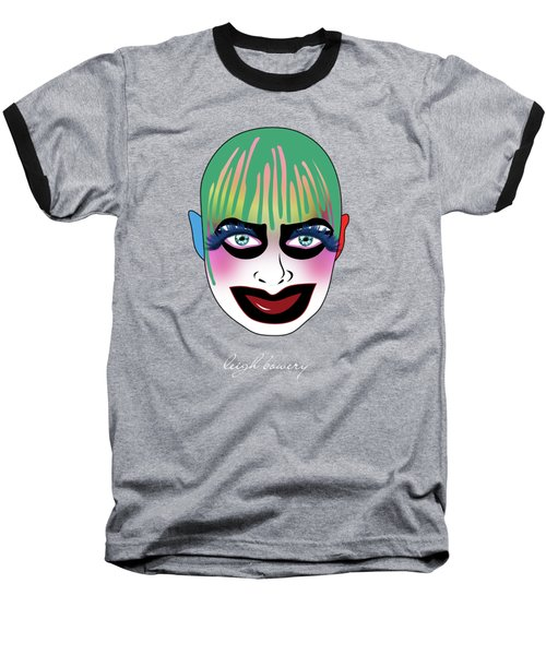 Leigh Bowery 5 Baseball T-Shirt