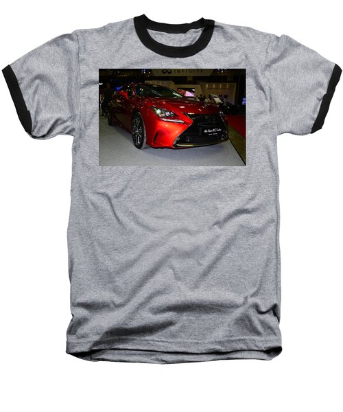 Lexus Rc Turbo Baseball T-Shirt