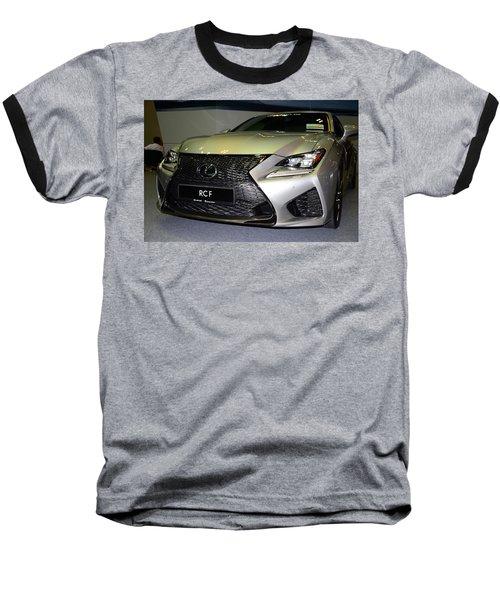 Lexus Rcf Baseball T-Shirt