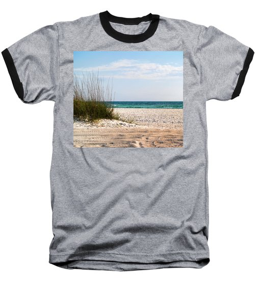 Lido Beach Baseball T-Shirt