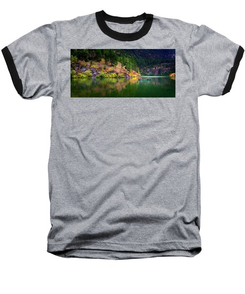 Baseball T-Shirt featuring the photograph Life Is But A Dream by John Poon