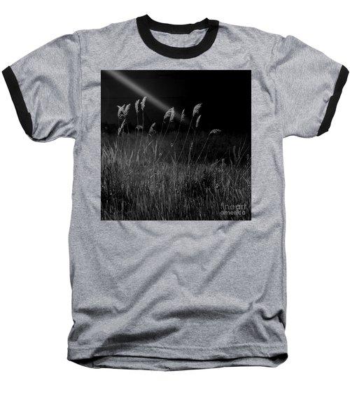 Light Baseball T-Shirt by A K Dayton