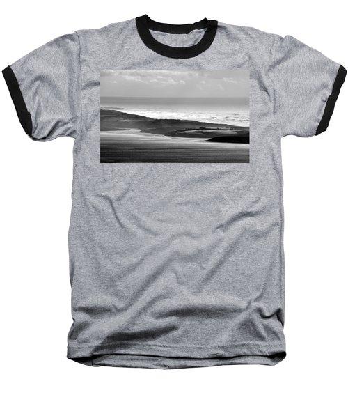 Light On The Dunes Baseball T-Shirt
