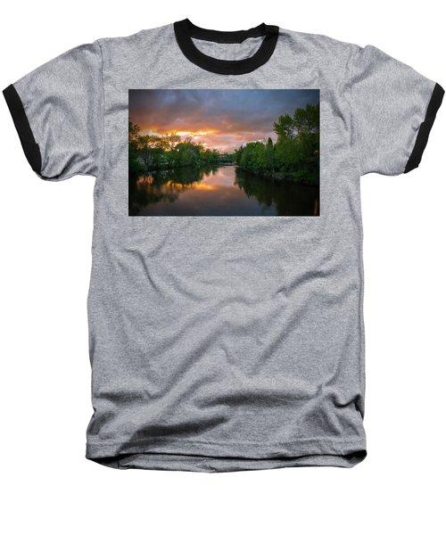 Light Show Baseball T-Shirt
