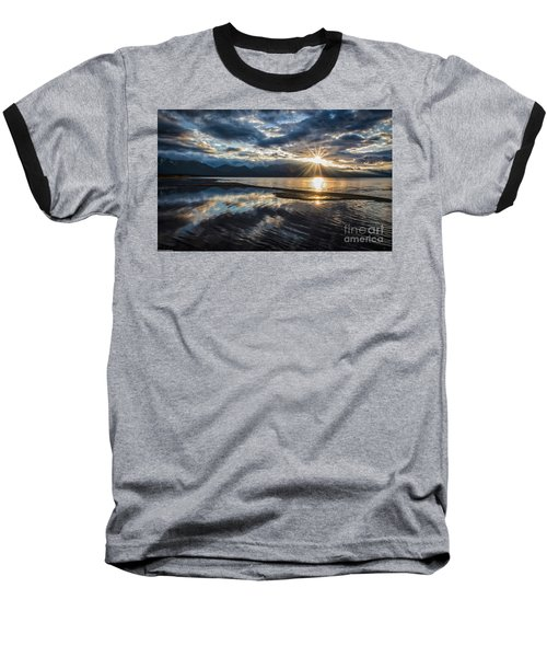 Light The Way Baseball T-Shirt