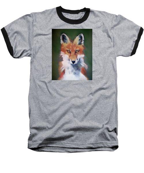 Lil' Rudy Baseball T-Shirt by Marika Evanson