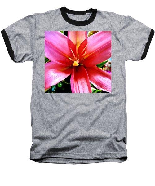 Lily Baseball T-Shirt