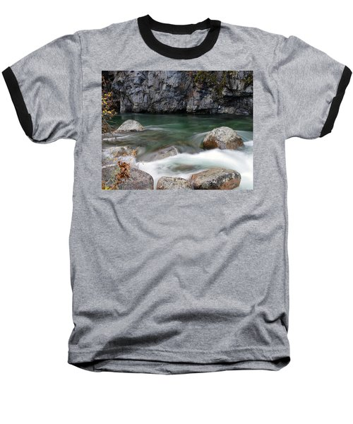 Little Susitna River Baseball T-Shirt