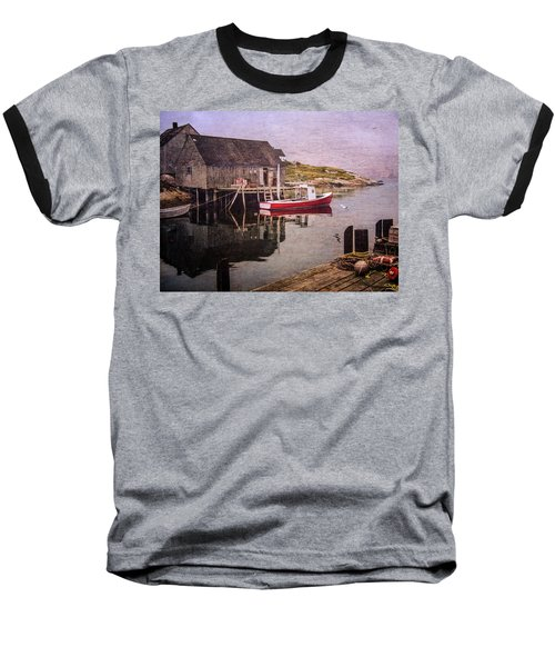 On The Waterfront Baseball T-Shirt