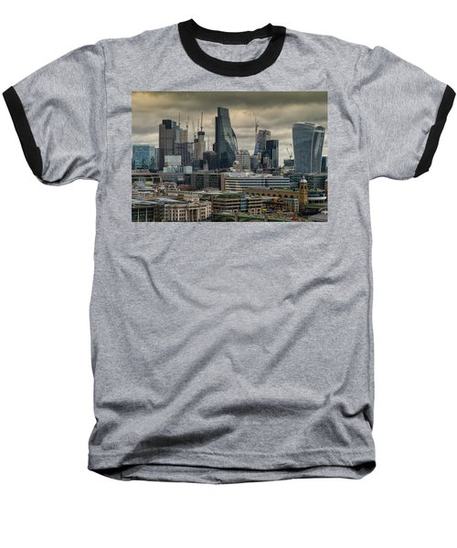 London City Baseball T-Shirt