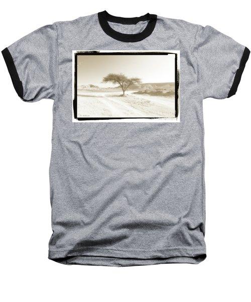 Lonely Tree Baseball T-Shirt
