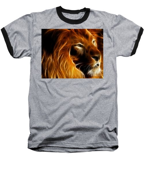 Lord Of The Jungle Baseball T-Shirt