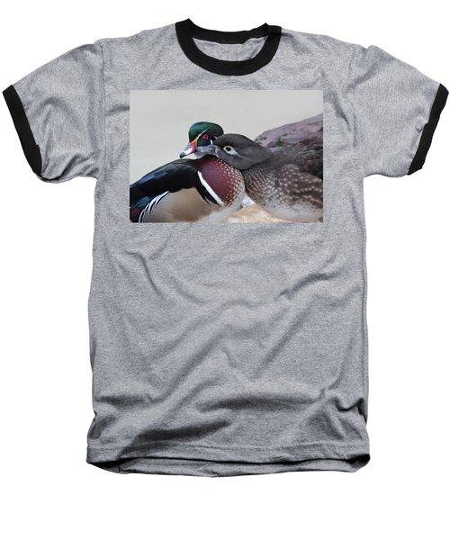 Love Ducks Baseball T-Shirt