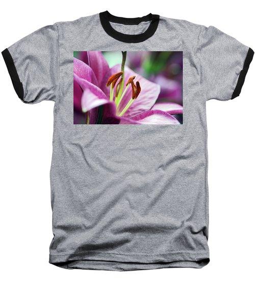 Lovely Lily Baseball T-Shirt