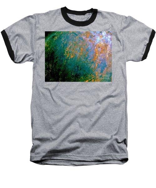 Lush Foliage Baseball T-Shirt