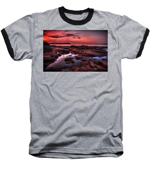 Madrona Baseball T-Shirt by Randy Hall