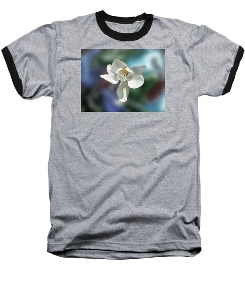 Baseball T-Shirt featuring the photograph Magnolia by Helen Haw