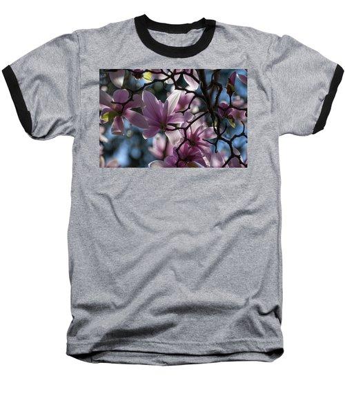 Magnolia Net - Baseball T-Shirt