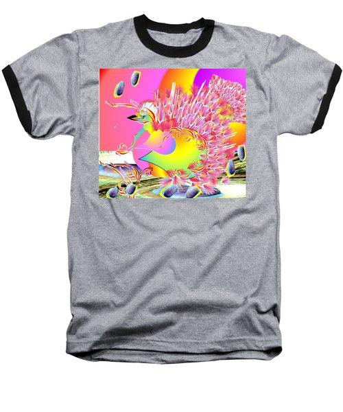Many Colors Baseball T-Shirt