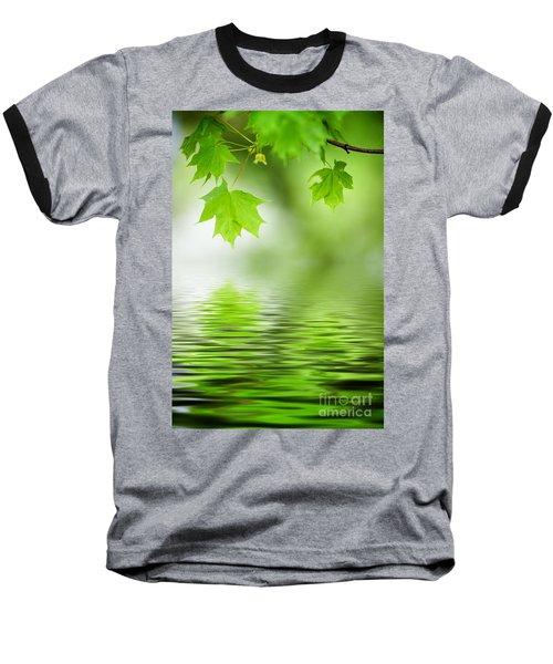 Maple Tree Baseball T-Shirt