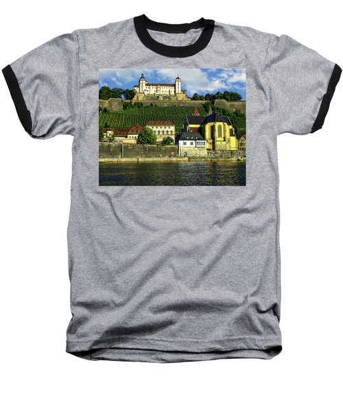 Marienberg Fortress Baseball T-Shirt