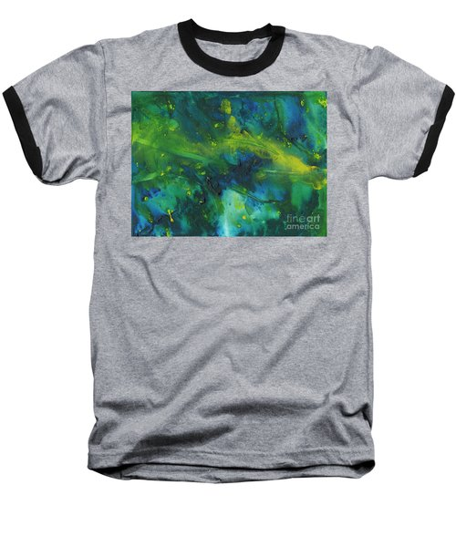 Marine Forest Baseball T-Shirt