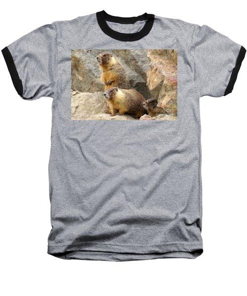 Marmot Trio Baseball T-Shirt