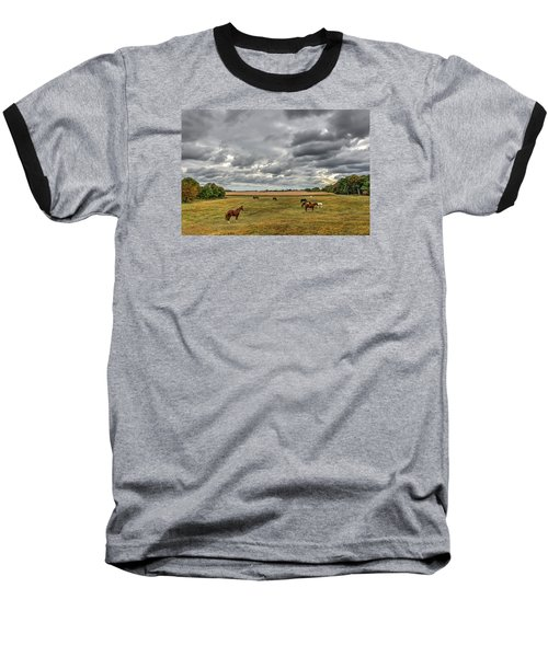 Maryland Pastures Baseball T-Shirt