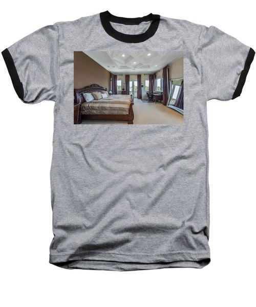 Master Bedroom Baseball T-Shirt
