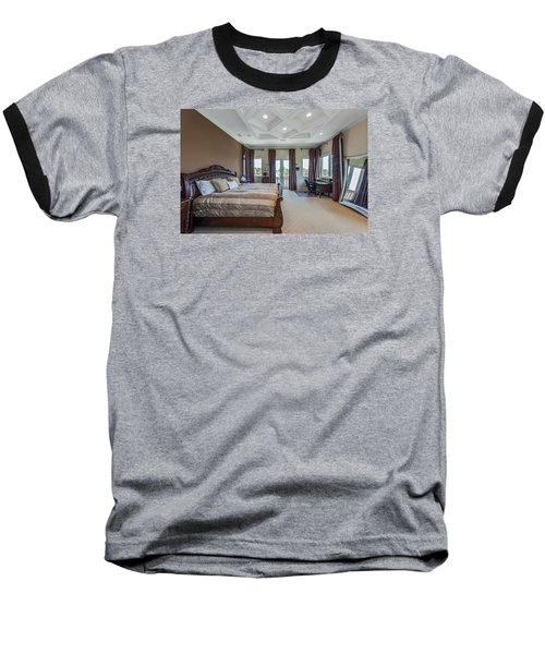 Master Bedroom Baseball T-Shirt