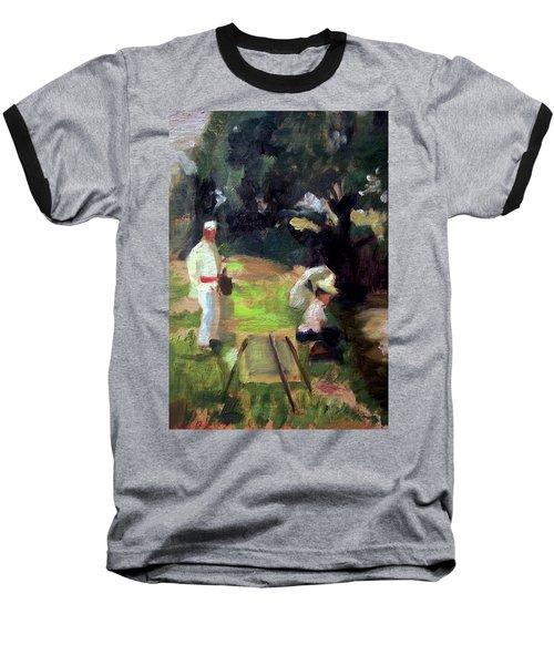 Mastercopy Baseball T-Shirt