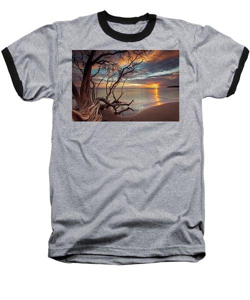 Maui Magic Baseball T-Shirt