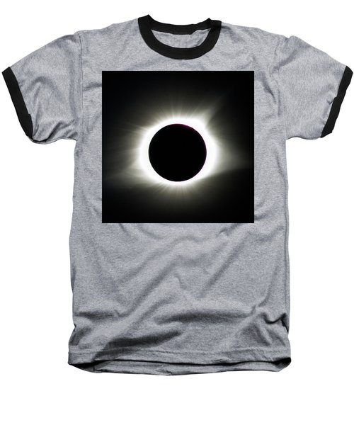 Maximum Totality Baseball T-Shirt