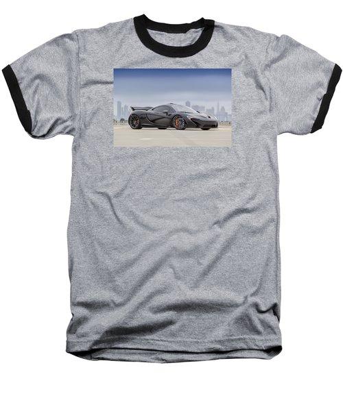 Mclaren P1 Baseball T-Shirt